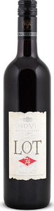 Pondview Lot 74 Cabernet Merlot / Harmony Red 2014, VQA Four Mile Creek, Niagara Peninsula Bottle