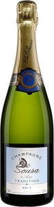 De Sousa & Fils Brut Tradition Champagne Bottle