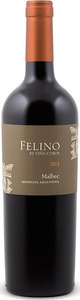 Viña Cobos Felino Malbec 2014, Mendoza Bottle