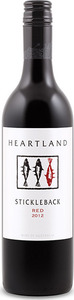 Heartland Stickleback Red 2013, Langhorne Creek, South Australia Bottle