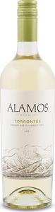 Alamos Torrontés 2015, Salta Bottle
