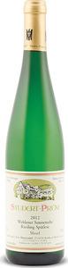 Studert Prüm Wehlener Sonnenuhr Riesling Spätlese 2011 Bottle