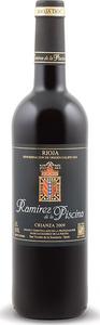Ramirez De La Piscina Crianza 2011, Doca Rioja Bottle