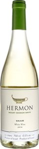 Hermon Mount Hermon White Kp 2014, Galilee Bottle