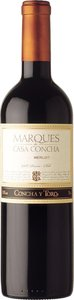 Concha Y Toro Marques De Casa Concha Merlot 2013, Maule Valley Bottle