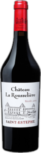 Château La Rousselière Club Elite 2009, Saint Estèphe Bottle