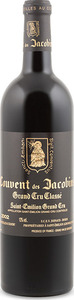 Couvent Des Jacobins 2005, Ac Saint émilion Grand Cru Classé Bottle