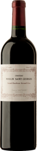 Château Moulin Saint Georges 2010, Ac St Emilion Grand Cru Bottle