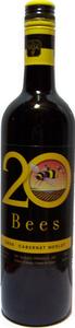 20 Bees Cabernet Merlot 2012, Ontario VQA Bottle