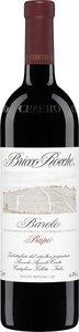 Ceretto Bricco Rocche Prapo Barolo 2010 Bottle