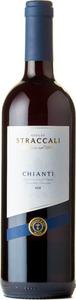 Giulio Straccali Chianti 2013, Tuscany Bottle