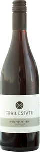 Trail Estate Pinot Noir Unfiltered 2013, VQA Lincoln Lakeshore Bottle