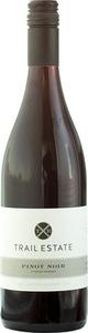 Trail Estate Pinot Noir Unfiltered 2013, VQA Lincoln Lakeshore Bottle
