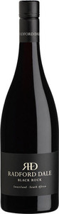 Radford Dale Black Rock 2013, Perdeberg Swartland Bottle