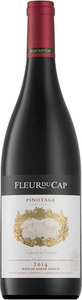 Fleur Du Cap Unfiltered Pinotage 2014, Western Cape Bottle