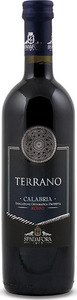 Spadafora Terrano Rosso 2014, Calabria Bottle