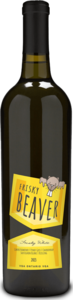 Frisky Beaver White 2014, VQA Ontario Bottle