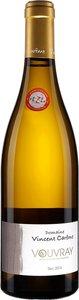 Domaine Vincent Carême Vouvray Sec 2014 Bottle