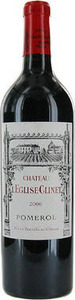 Chateau L'eglise Clinet 2011 Bottle