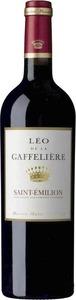 Leo De La Gaffeliere 2012, Saint Emilion Bottle