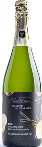 Chateau Des Charmes Brut Methode Traditionelle, VQA Niagara On The Lake Bottle
