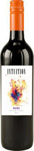 Intuition Malbec 2013, Vista Flores Bottle
