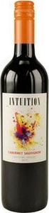 Intuition Cabernet Sauvignon 2013, Vista Flores Bottle