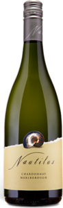 Nautilus Chardonnay 2013, Marlborough, South Island Bottle