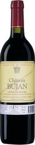 Château Bujan 2012, Côtes De Bourg Bottle