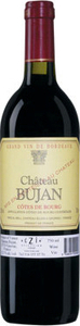 Château Bujan 2014, Côtes De Bourg Bottle