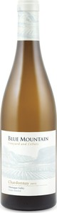 Blue Mountain Chardonnay 2014, Okanagan Valley Bottle