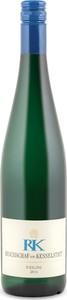 Reichsgraf Von Kesselstatt Rk Riesling 2014, Mosel Bottle