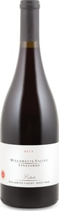 Willamette Valley Vineyards Estate Pinot Noir 2013, Willamette Valley Bottle