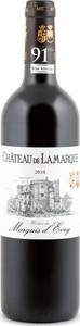 Château De Lamarque 2010, Ac Haut Médoc Bottle