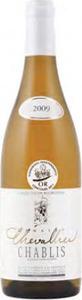 Domaine Chevallier Chablis 2014, Ac Bottle