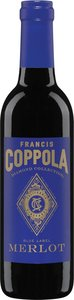 Francis Coppola Diamond Collection Blue Label Merlot 2013, California (375ml) Bottle