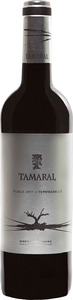 Tamaral Roble Tempranillo 2013, Do Ribera Del Duero Bottle