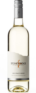 Stoney Ridge Pinot Grigio 2014, Niagara Peninsula Bottle
