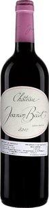 Château Joanin Bécot 2012, Ac Côtes De Castillon Bottle