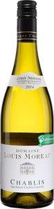 Domaine Louis Moreau Chablis 2014 Bottle