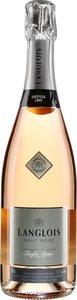 Domaine Langlois Château Brut Rosé, Crémant De Loire Bottle