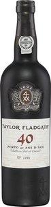 Taylor Fladgate 40 Year Old Tawny Port Bottle