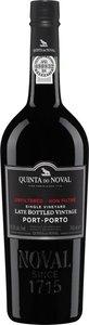 Quinta Do Noval Unfiltred Late Bottled Vintage 2009 Bottle