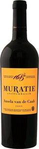 Muratie Ansela Van De Caab 2011, Wo Simonsberg Stellenbosch Bottle