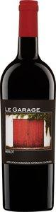 Le Garage 2011, Bordeaux Supérieur Bottle
