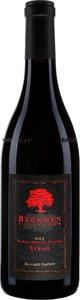 Beckmen Vineyards Syrah Purisima Mountain 2013 Bottle