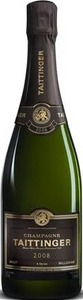 Taittinger Brut Champagne 2008, Ac Bottle