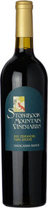 Storybook Mountain Mayacamas Range Napa Estate Zinfandel 2012, Napa Valley Bottle