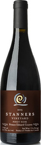 Stanners Pinot Noir 2013, VQA Prince Edward County Bottle