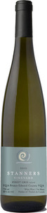 Stanners Pinot Gris 2010, VQA Prince Edward County Bottle